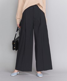 BY TRADITIONAL 夏季羊毛 打摺直筒寬褲