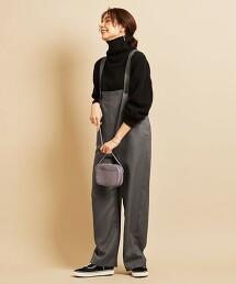 BY∴ 吊帶褲 2 -可水洗- 日本製