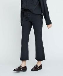【10】【特別訂製】<Shinzone>CHARLOTTE 喇叭牛仔褲 日本製