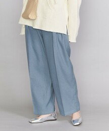 <SUPP.NO ONE ELSE>打摺寬褲 日本製