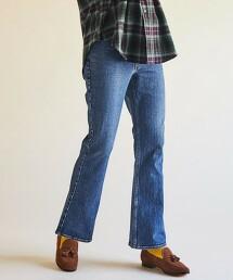 【特別訂製】<Shinzone>CHARLOTTE JEAN JEAN/牛仔褲 ∴ 日本製