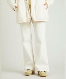 【特別訂製】<Shinzone>CHARLOTTE JEAN 白色牛仔褲 ∴ 日本製