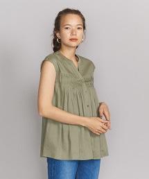 BY 巴里紗 打摺&細褶 法國袖套衫