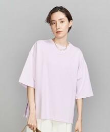 BY 印染 寬版 圓領 T恤