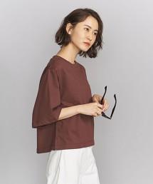 BY 純棉 天竺素材 短袖 寬版5分袖T恤