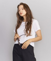 BY 柔滑純棉 CHAT BLANC T恤