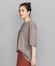 BY 純棉 印花 T恤 日本製