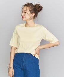 BY 毛圈布短版五分袖上衣 日本製