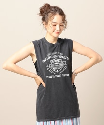 <GOOD ROCK SPEED>印染無袖T恤