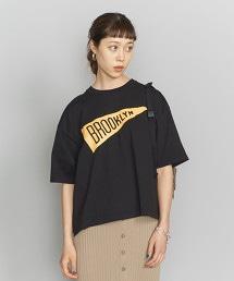 <bibmilk>寬版印刷T恤