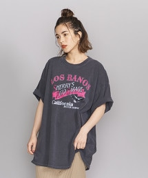 <GOOD ROCK SPEED>印染短袖T恤