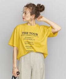 【特別訂製】<GOOD ROCK SPEED>顏料T恤