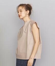 <KiiRA>連肩袖 T恤 日本製