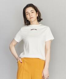<SUPP.NO ONE ELSE>LOGO T恤 日本製