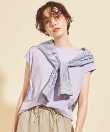 【WEB限定】by ※ 法式袖上衣