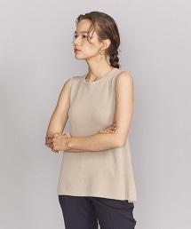 BY 米蘭羅紋A字針織罩衫