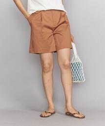 BY 棉/萊賽爾纖維 緞面短褲