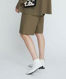 【特別訂製】<GROVE SEOUL>∴打褶 五分褲