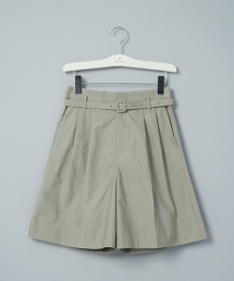 【台灣限定】BL GROVE TUCK HALF PT TW/雙摺短褲