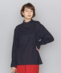 BY 透膚棉 袖口扣帶 標準領 罩衫 OUTLET商品