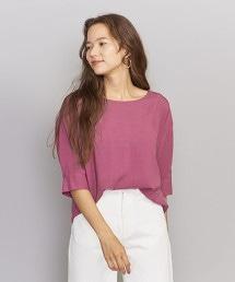 BY 素色 背鈕釦罩衫 -2WAY-