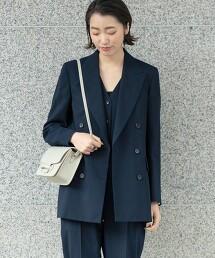 BY TRADITIONAL 夏季羊毛 雙排釦西裝外套