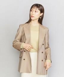 BY TRADITIONAL 平織 雙排釦西裝外套 日本製
