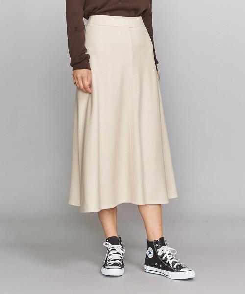 BY 柔滑材質A字裙