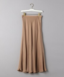 BY 仿古著人魚裙擺 A字 中長裙 日本製