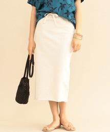 BY∴ 厚磅棉衛衣材質窄裙