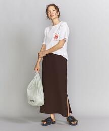 BY 輕便 側開衩 迷嬉裙 -可手洗- 日本製 OUTLET商品