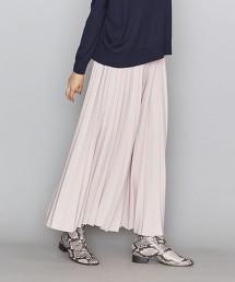 BY 斜紋織 百褶 迷嬉裙