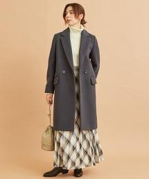 BY∴ MANTECO 雙排釦 西裝式大衣