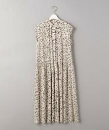 BY 手繪風 蛋糕裙擺 法國袖襯衫式洋裝