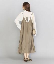BY A字 細肩帶 洋裝 日本製