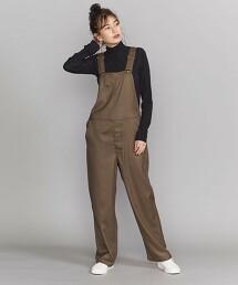BY 嗶嘰布 連身褲日本製