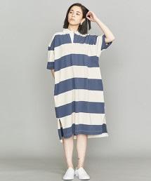 <GYMPHLEX>橄欖球襯衫式洋裝