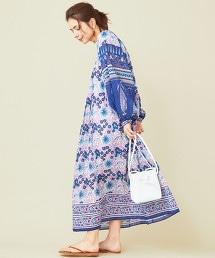 【特別訂製】<ne Quittez pas>∴民族風 洋裝