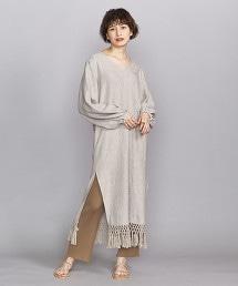 <KiiRA>流蘇洋裝