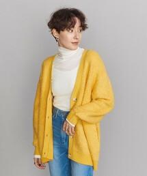 BY 圈圈紗 寬版對襟外套