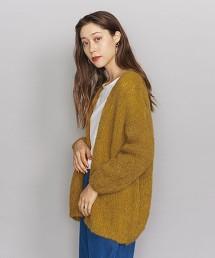 <TRICOTS JEAN MARC>毛圈布對襟外套