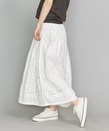 <POMPON>輕薄裙