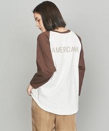 <Americana>棒球T恤: