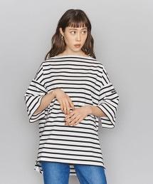 <Americana>橫條紋寬版T恤