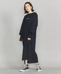 【特別訂製】<Americana>蓬鬆袖洋裝