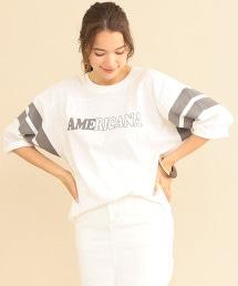 【特別訂製】<AMERICANA>∴美式足球T恤