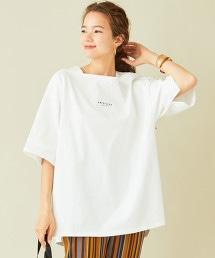 【特別訂製】<AMERICANA>∴大開衩寬版T恤