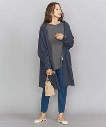 【特別訂製】<Americana>寬版對襟外套 日本製Ψ