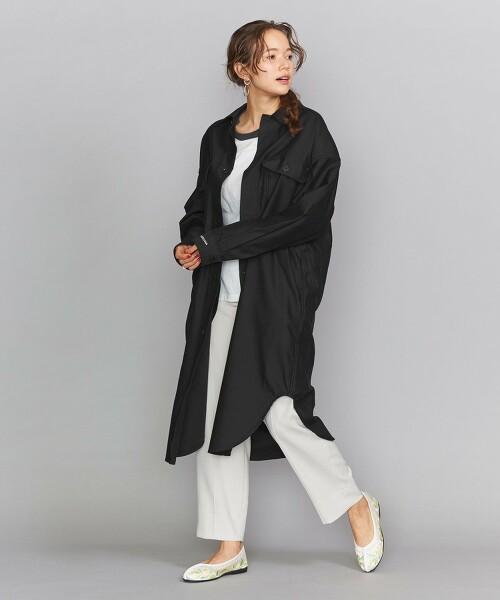 <Americana>寬版襯衫 洋裝 日本製Ψ