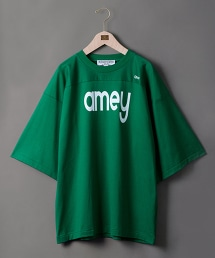 <Americana>AM TWSP F/BALL TEE 橄欖球T恤 日本製